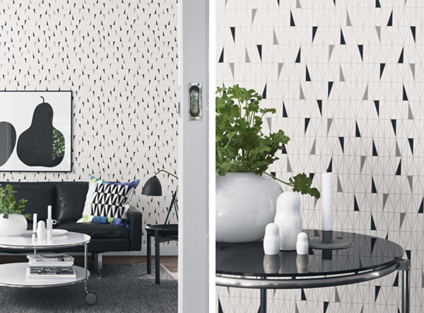 scandinavian wallpaper modern diy art design collection